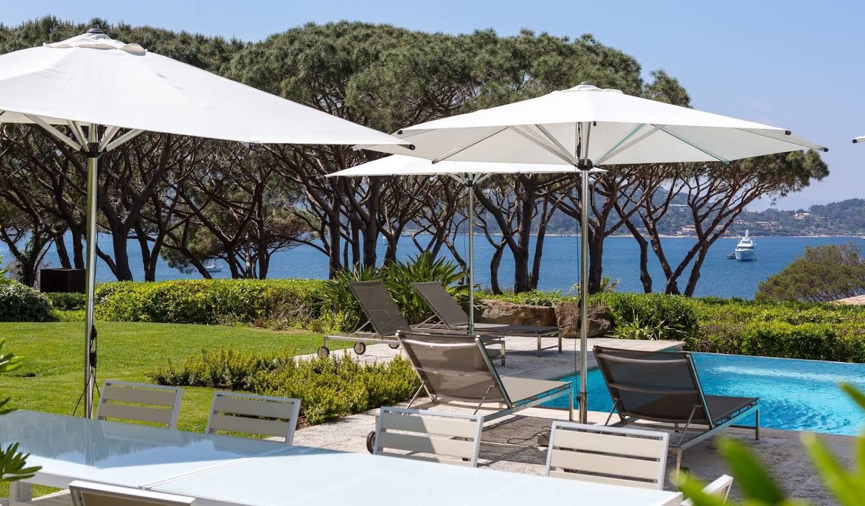 Propriété avec piscine et jardin Saint-Tropez
