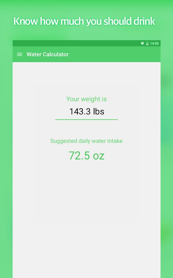 Water Drink Reminder- screenshot