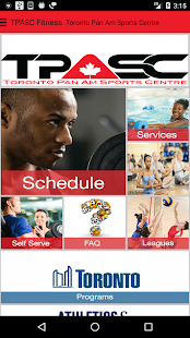 TPASC Fitness - náhled