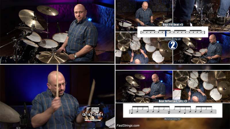 Lionel Duperron - Drum Fill System