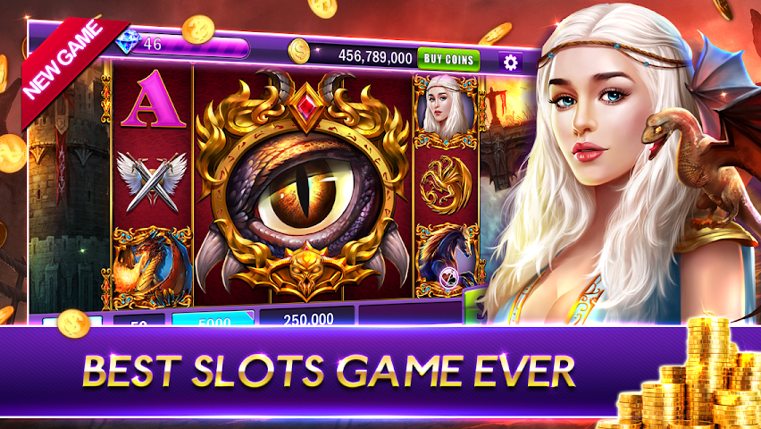 android Slots 777 - Casino Fantasy Screenshot 9