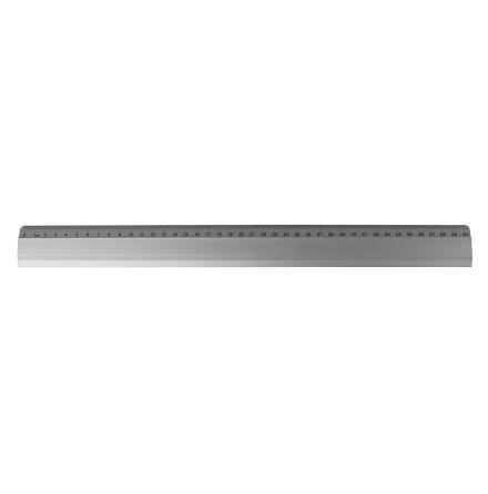 Linjal aluminium OD 40cm