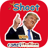 Shoot Trump With Constitution