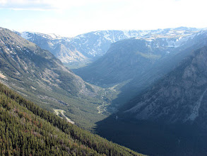 Photo: View from Rocky Point Vista on the Beartooth Highway