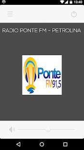 RADIO PONTE FM 91,5 PETROLINA for PC-Windows 7,8,10 and Mac apk screenshot 1