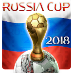 ⚽ Russia Cup 2018: Soccer World Icon