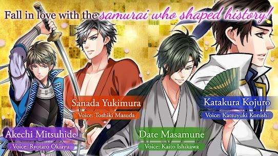 Samurai Love Ballad: PARTY Mod Apk (Unlimited Pearls, Love Passes, Energy) 4
