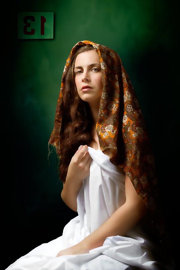 by Santos Carlos - People Fine Art ( fine art, canvas, paint, portraits, photography, portrait )