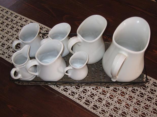 Des pots à lait pour tous les besoins