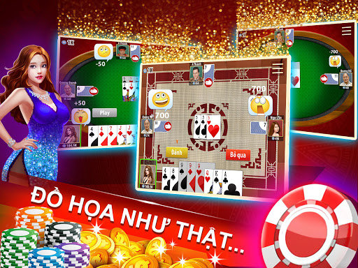 Tien Len Mien Nam  gameplay | by HackJr.Pw 10