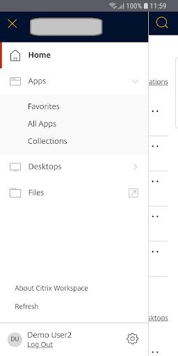 Citrix Workspace – Apps bei Google Play