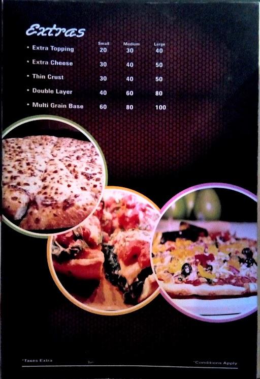 Menu 10 - Pizza Burst Mira Road, Mira Road, Thane