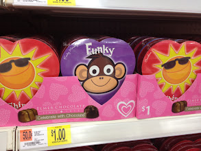 Photo: These were the cutest boxes of chocolates... I liked the funky monkey and sweetie pie!