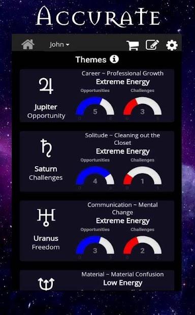 AstroMatrix Birth Chart Synastry Horoscopes on Google Play Reviews