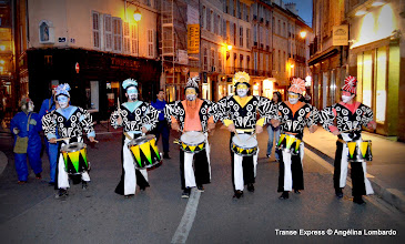 Photo: Les Crins - Cie Transe Express
