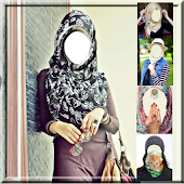 Hijab Selfie