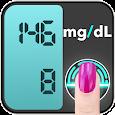 Blood Sugar Fingerprint Scanner