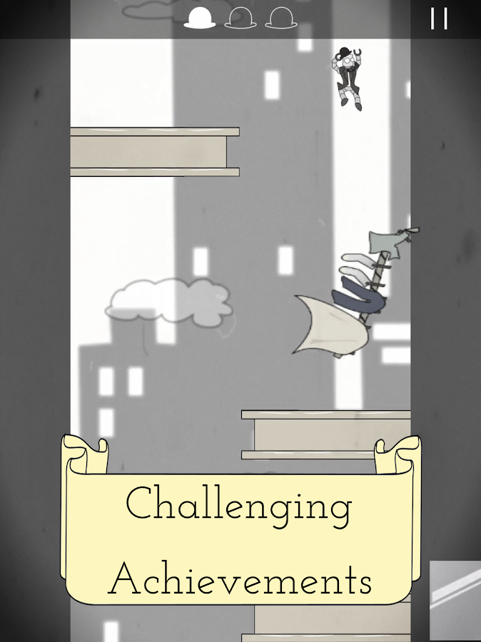 I, Falling Robot- screenshot