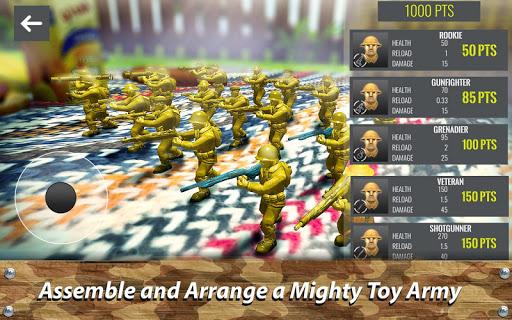 ud83dudd2b Toy Commander: Army Men Battles apktram screenshots 3