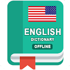 Offline English Dictionary Pro-Latest Vocab Help icon
