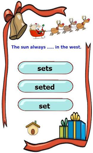 免費下載教育APP|时态的语法游戏的孩子 app開箱文|APP開箱王