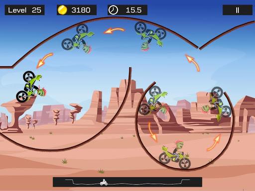Top Bike - best physics bike stunt racing game screenshots 8