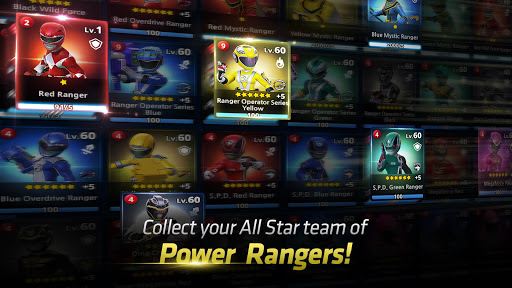 Power Rangers: All Stars 0.0.125 screenshots 2