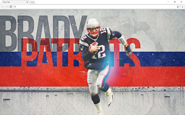 Tom Brady NFL Wallpapers & New Tab