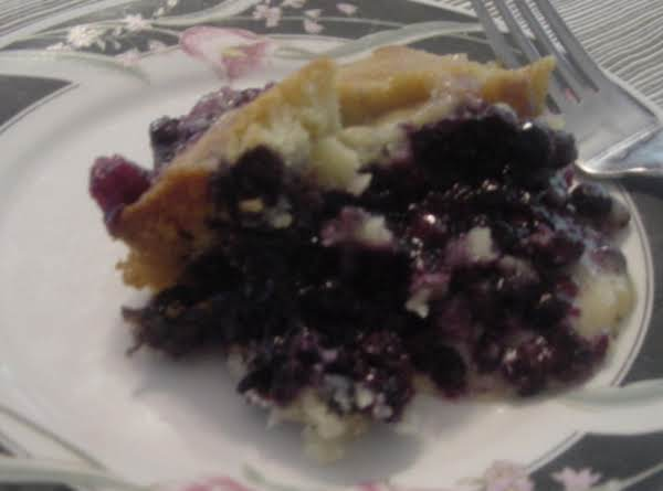 Fantastic Blueberry Cobbler Recipe