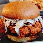 🌶🌶 Nashville Hot Chicken Sando