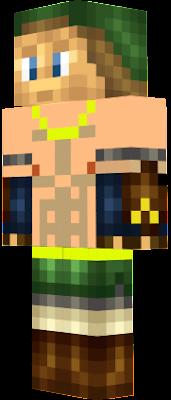 Skin de link rapero OFICIAL hecho por TheGrosario5