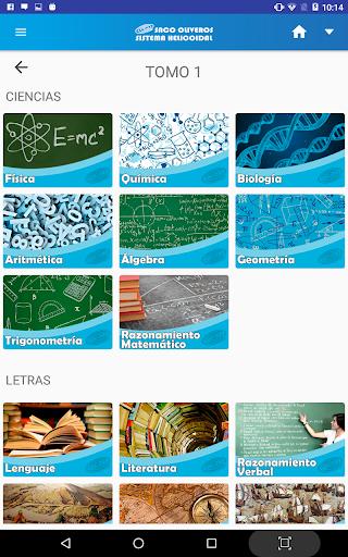 Saco Oliveros - Plataforma Virtual screenshot 5