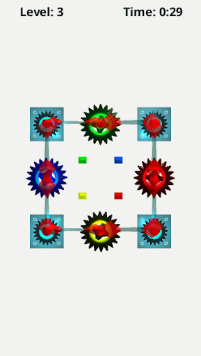 Hard Wheels: puzzle