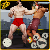 Virtual Gym Fighting: Real BodyBuilders Fight