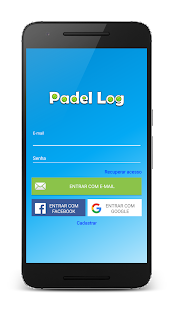 Download free PadelLog for PC on Windows and Mac apk screenshot 1