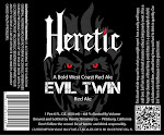 Logo for Heretic / Evil Twin