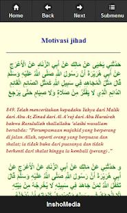 Al Muwattha - Fiqih Imam Malik screenshot