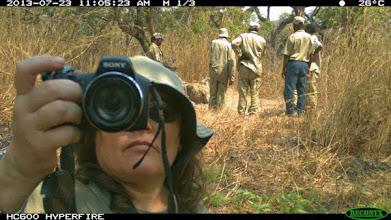 Photo: Protocol visitors also get caught in camera Visitas protocolares também ficam registadas nas câmaras
