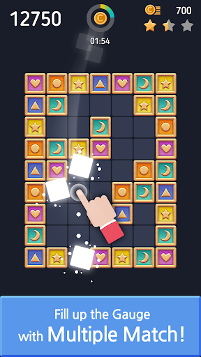 Two Tiles: Cross match puzzle 1.0.9 screenshots 2