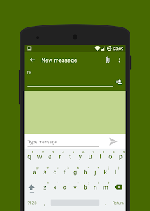 Dongkers Green - CM12.1 Theme v1.1