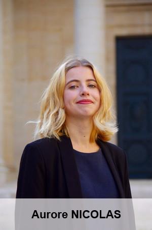 Aurore NICOLAS