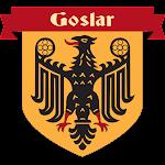 Button Blood Orange Grapefruit Goslar