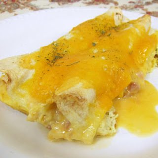 Quichiladas - Breakfast Enchiladas