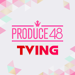 TVING Global for PRODUCE 48 Icon