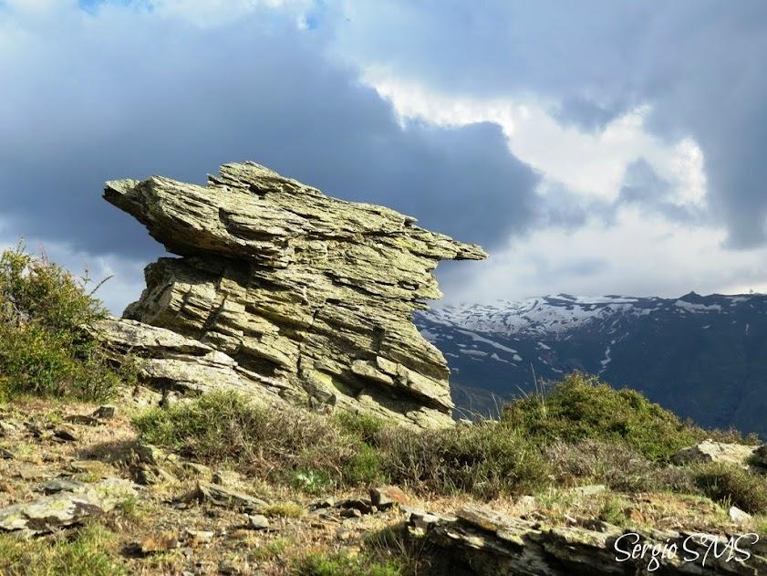 Peña Partida, P.N. Sierra Nevada (Fotos de Sergio SMS)