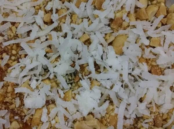 Coconut Chipolte Nut Cheese Spread