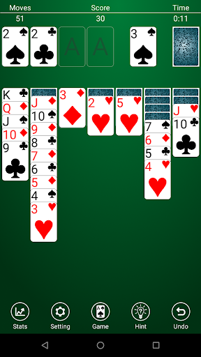 Classic Solitaire Free  screenshots 1