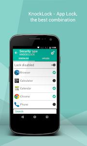 Knock Lock-App Lock Pro v2.2