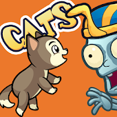 Zombie dudes ate my cat