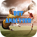 Bet Analyser - Bet Tips icon